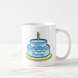 Birthday Cake Boy Coffee Mug