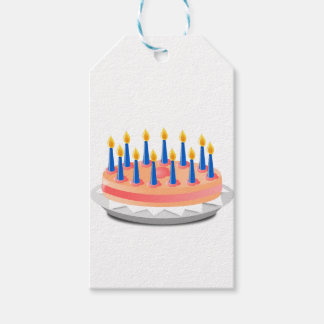 Birthday Cake Gift Tags