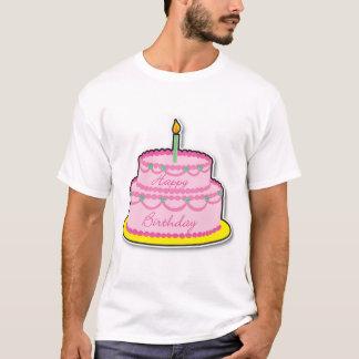 Birthday Cake Girl T-Shirt