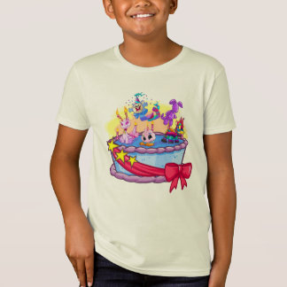 Birthday Cake Group Shot T-Shirt