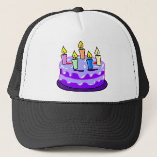 Birthday cake 🎂 hat, for sale ! trucker hat