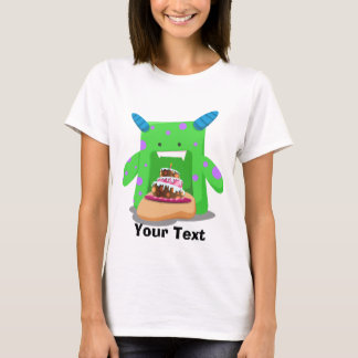 Birthday Cake Monster T-Shirt
