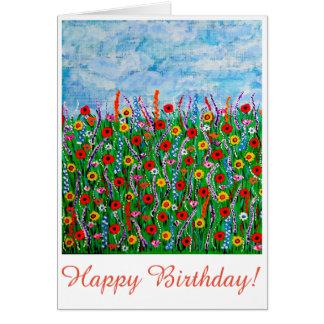 Birthday card 25