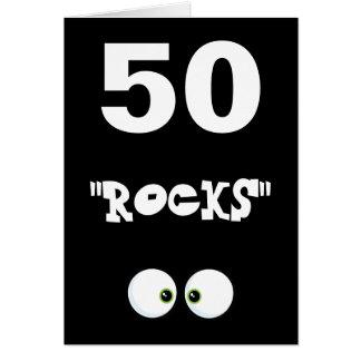 Birthday Card 50