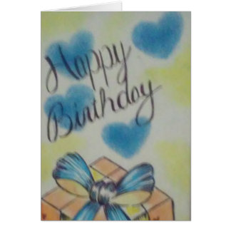 Birthday Card 5x7