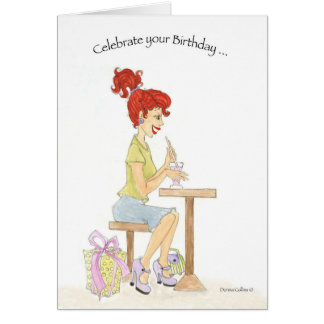 Birthday Card for Danielle