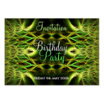 Birthday Card mini Invite Card Business Card Template