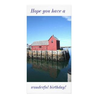 Birthday Card! Customized Photo Card