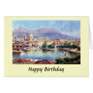 Birthday Card - Rio de Janeiro, Brazil
