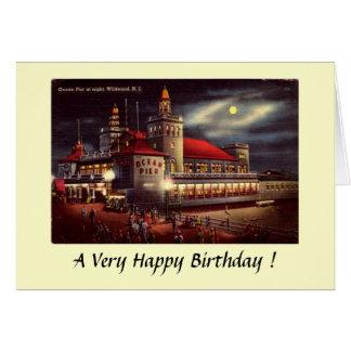 Birthday Card - Wildwood, NJ