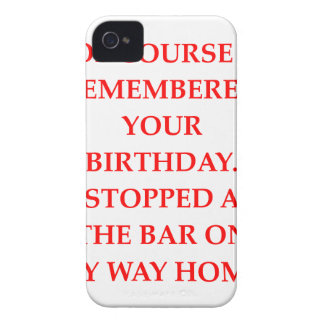 birthday Case-Mate iPhone 4 cases