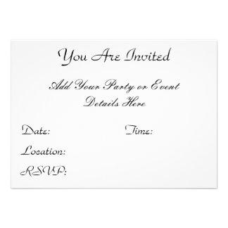 Birthday Celebration 1 Invites