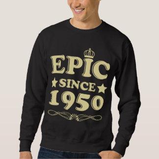Birthday Costume For 68 Years Old. Sweatshirt
