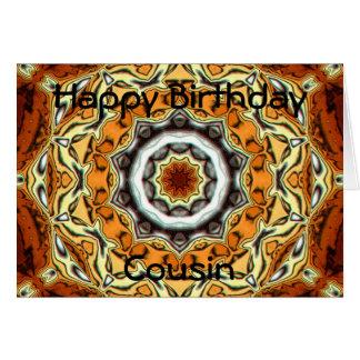 Birthday Cousin Card