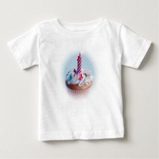 Birthday Cupcake Baby T-Shirt