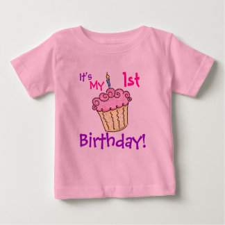 Birthday Cupcake shirt