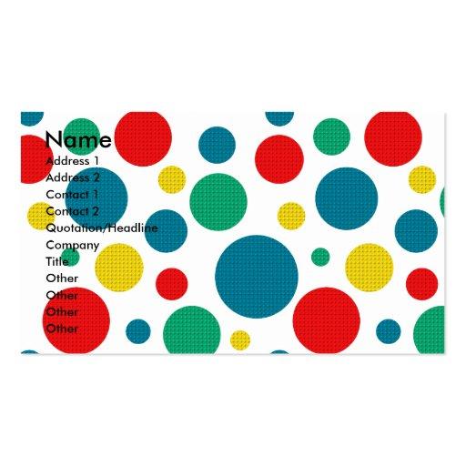 Birthday Cupcake - Siberian Husky Business Cards