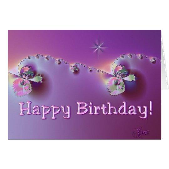 Birthday Edging Card