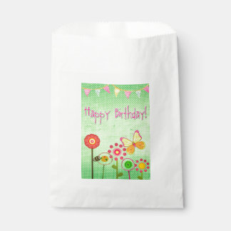 Birthday Favour Bag
