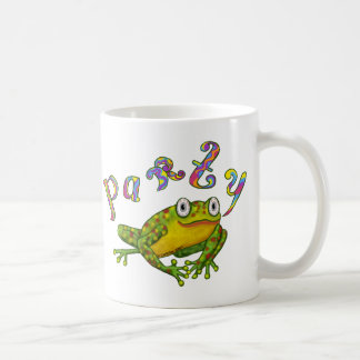 Birthday Frog Coffee Mug