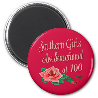 Birthday Gifts for Southern Girls Magnet