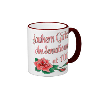 Birthday Gifts for Southern Girls Mugs