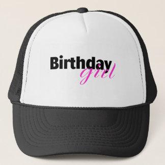 Birthday girl (2) trucker hat