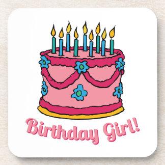 Birthday Girl Coaster