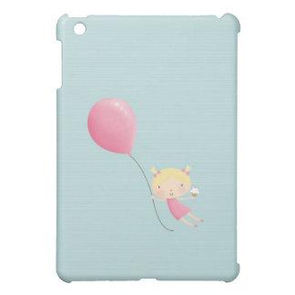 Birthday girl in air mini ipad cover