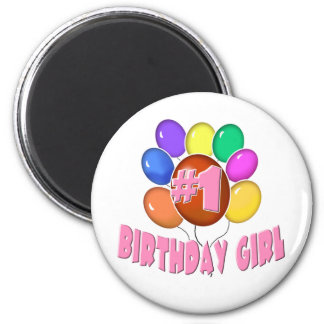 Birthday Girl Magnet