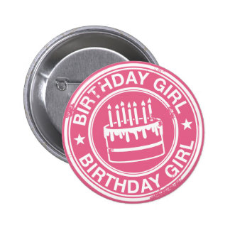 Shop Zazzle's selection of birthday badges for birthday fun!