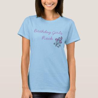 Birthday Girls Rock T-Shirt