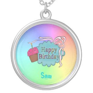 Birthday Happy Birthday Necklaces
