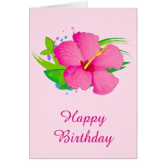 Birthday Husband Wife Boyfriend Girlfriend Greeting Card