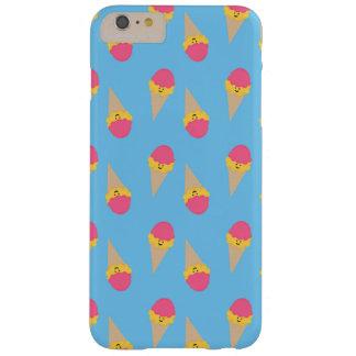 Birthday Ice Cream Barely There iPhone 6 Plus Case