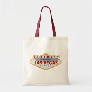 BIRTHDAY In Fabulous Las Vegas Bag