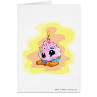 Birthday JubJub Greeting Card