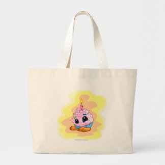 Birthday JubJub Jumbo Tote Bag
