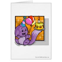 Birthday Kacheek cards