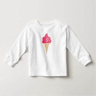 Birthday Long Sleeve Shirt Three 3
