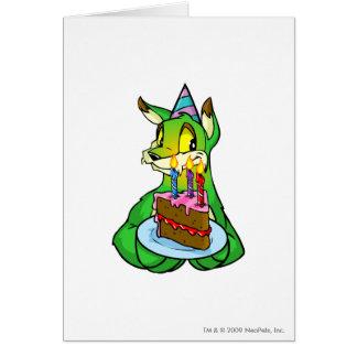 Birthday Lupe Greeting Card