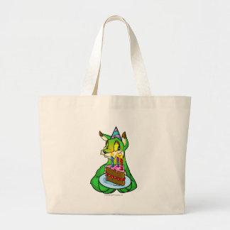 Birthday Lupe Jumbo Tote Bag