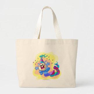Birthday Meerca Jumbo Tote Bag