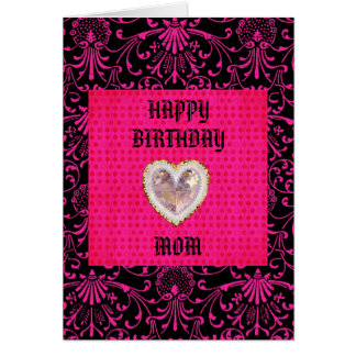 Birthday Mom Card
