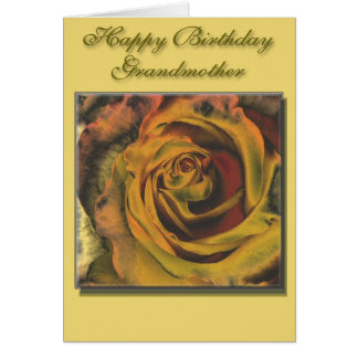 Birthday Mother and Grandmother Greeting Cards