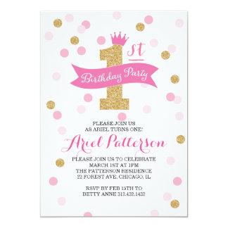 Princess Birthday Invitations Announcements Zazzlecomau - Birthday invitation princess