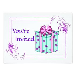 Birthday Party Invitation for any age