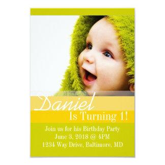 Birthday Party Invite   B-Day II  gryl