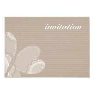 BIRTHDAY PARTY INVITES :: flutterby butterfly 5L