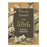 Birthday Party Personalised beautiful Invitation